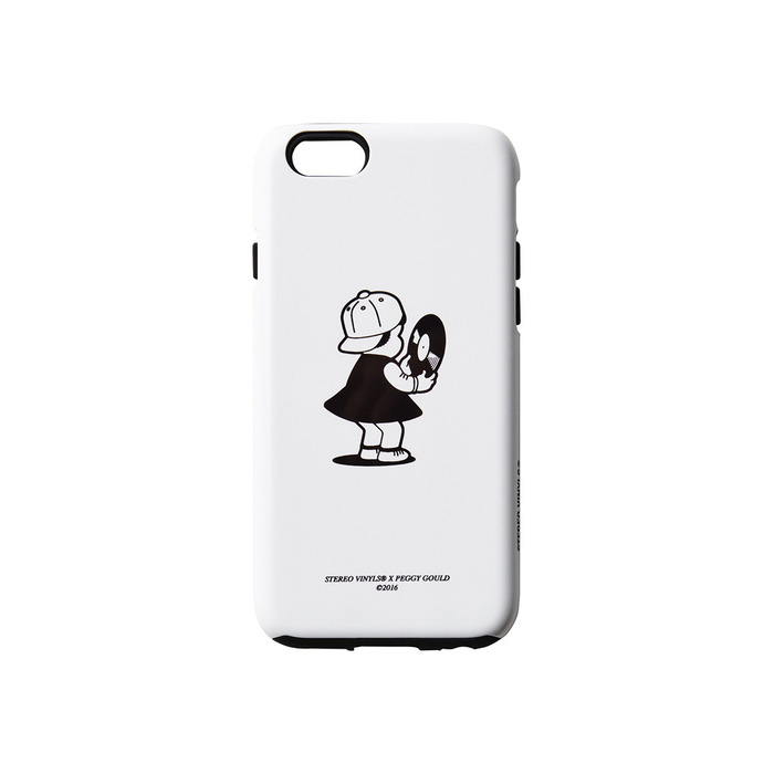 [AW16 Peggy] Peggy iPhone 6/6S Case(White) STEREO-SHOP