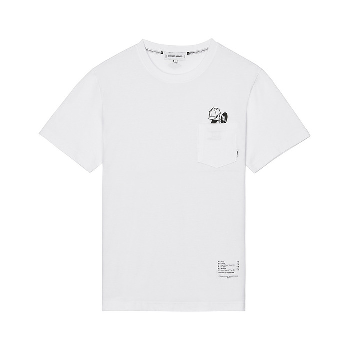 [AW16 Peggy] Peggy S/S Tee(White) STEREO-SHOP