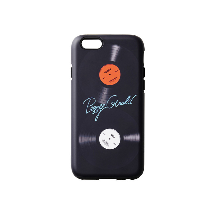 [AW16 Peggy] LP iPhone 6/6S Case(Black) STEREO-SHOP
