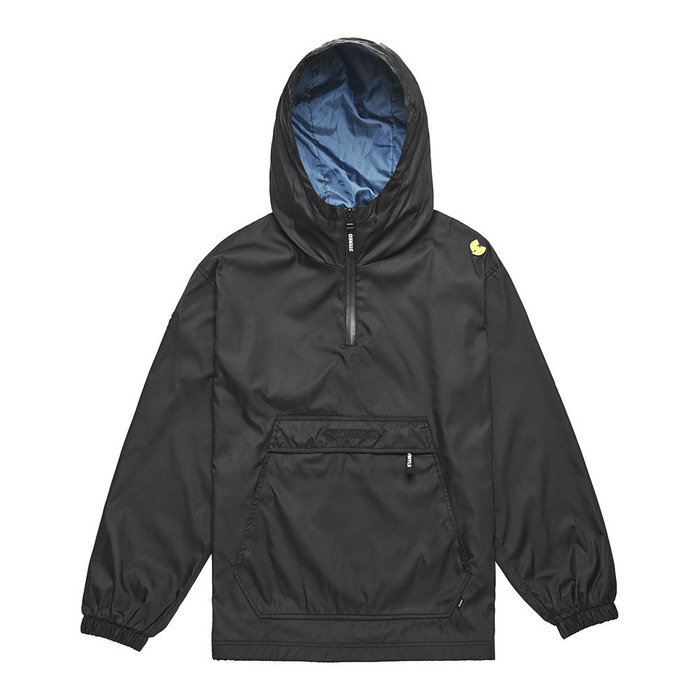 [AW16 WUTANG] Anorak(Black) STEREO-SHOP