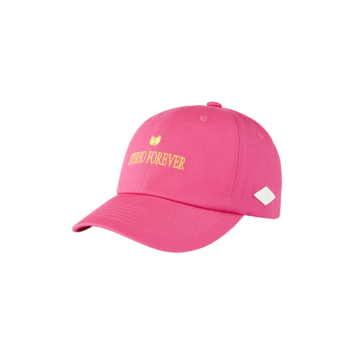 [AW16 WUTANG] Stereo Forever 6P Ball Cap(Pink) STEREO-SHOP