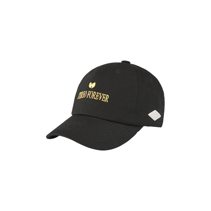 [AW16 WUTANG] Stereo Forever 6P Ball Cap(Black) STEREO-SHOP