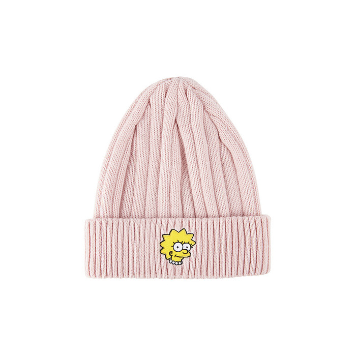 [AW16 Simpsons] Beanie(Pink)