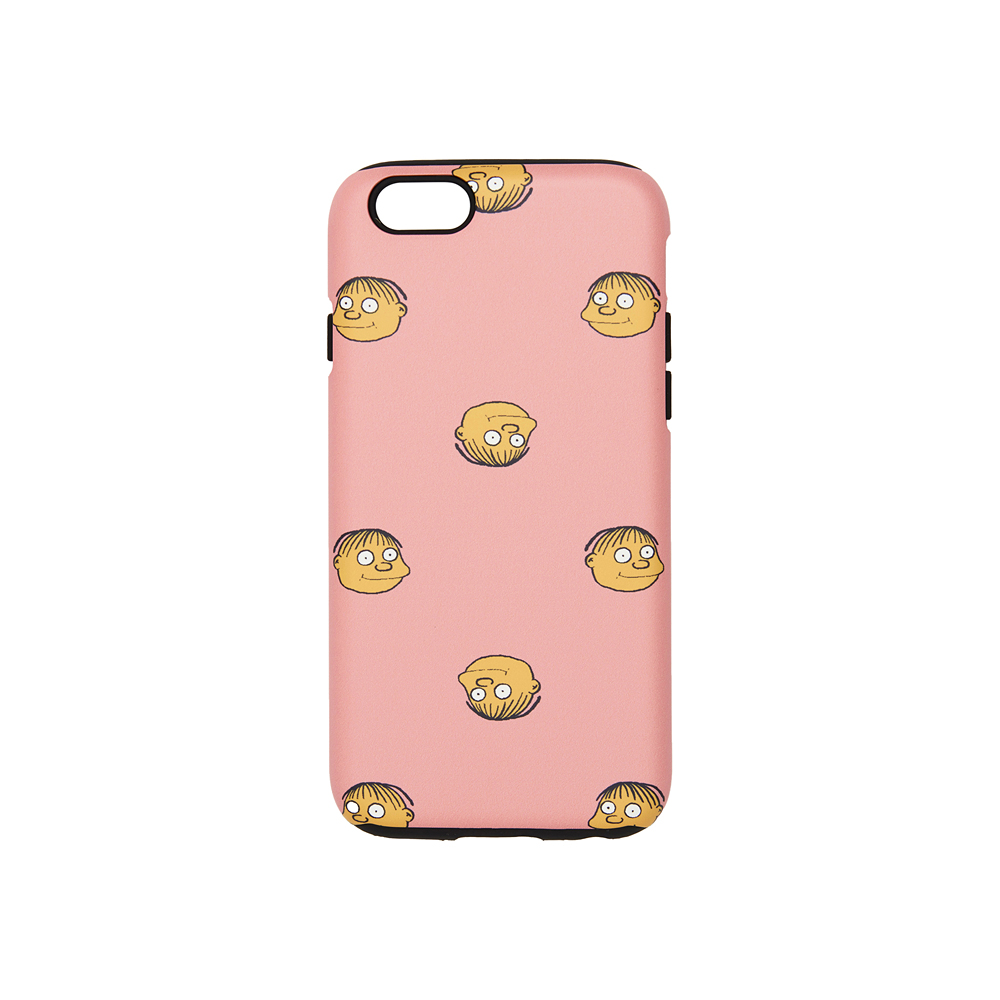[AW16 JJ x SV] Ralph Pattern iPhone 6/6S Case(Pink) STEREO-SHOP