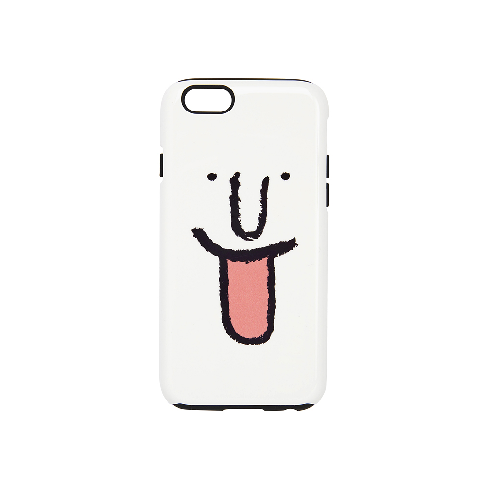 [AW16 JJ x SV] Face iPhone 6/6S Case(White) 스테레오 바이널즈