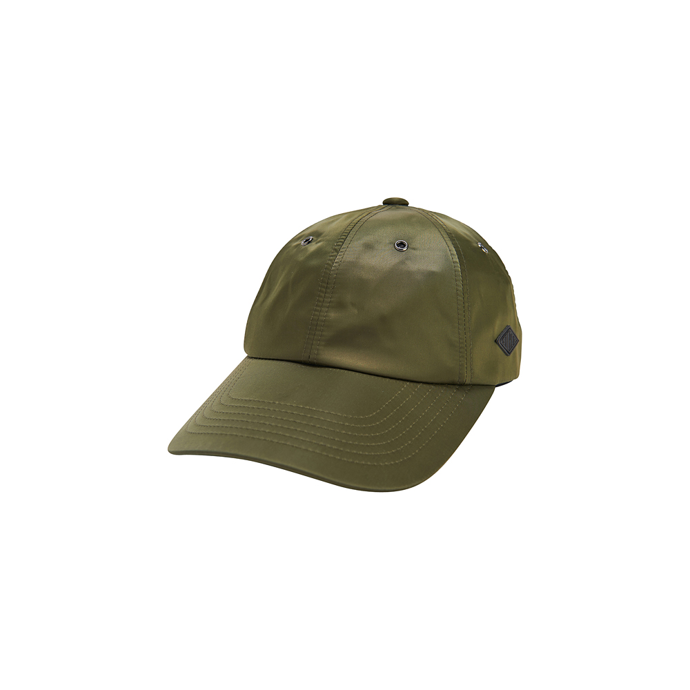 [SS17 Colour] Blank 6P Ball Cap(Khaki) 스테레오 바이널즈