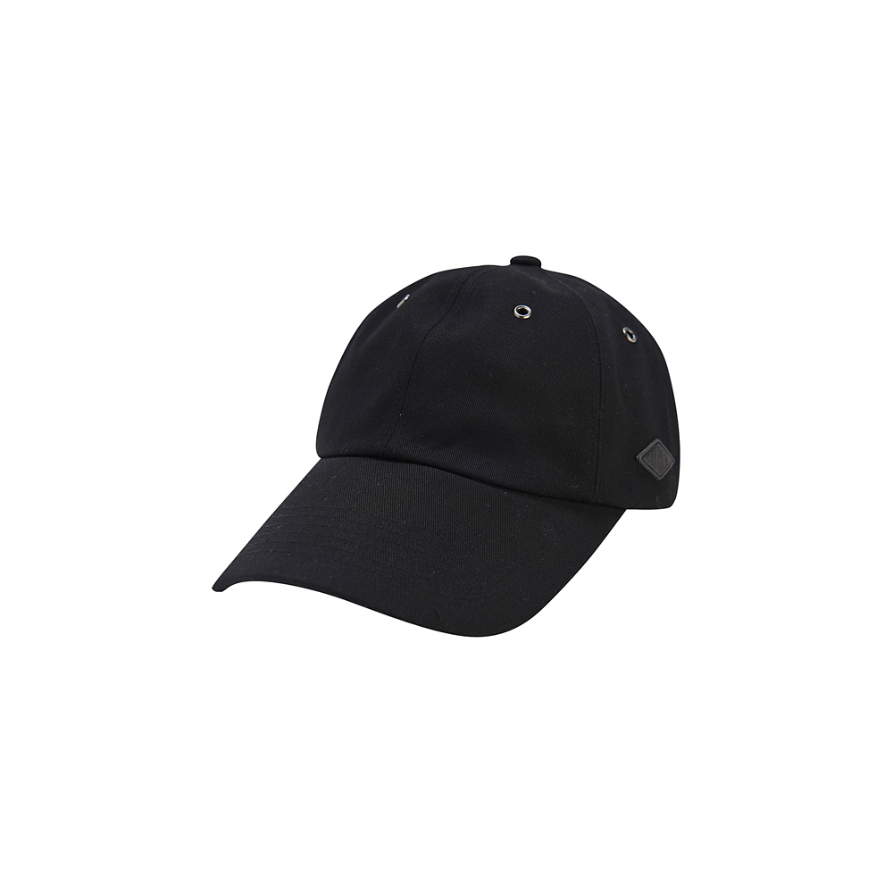 [SS17 Colour] Blank 6P Ball Cap(Black) 스테레오 바이널즈