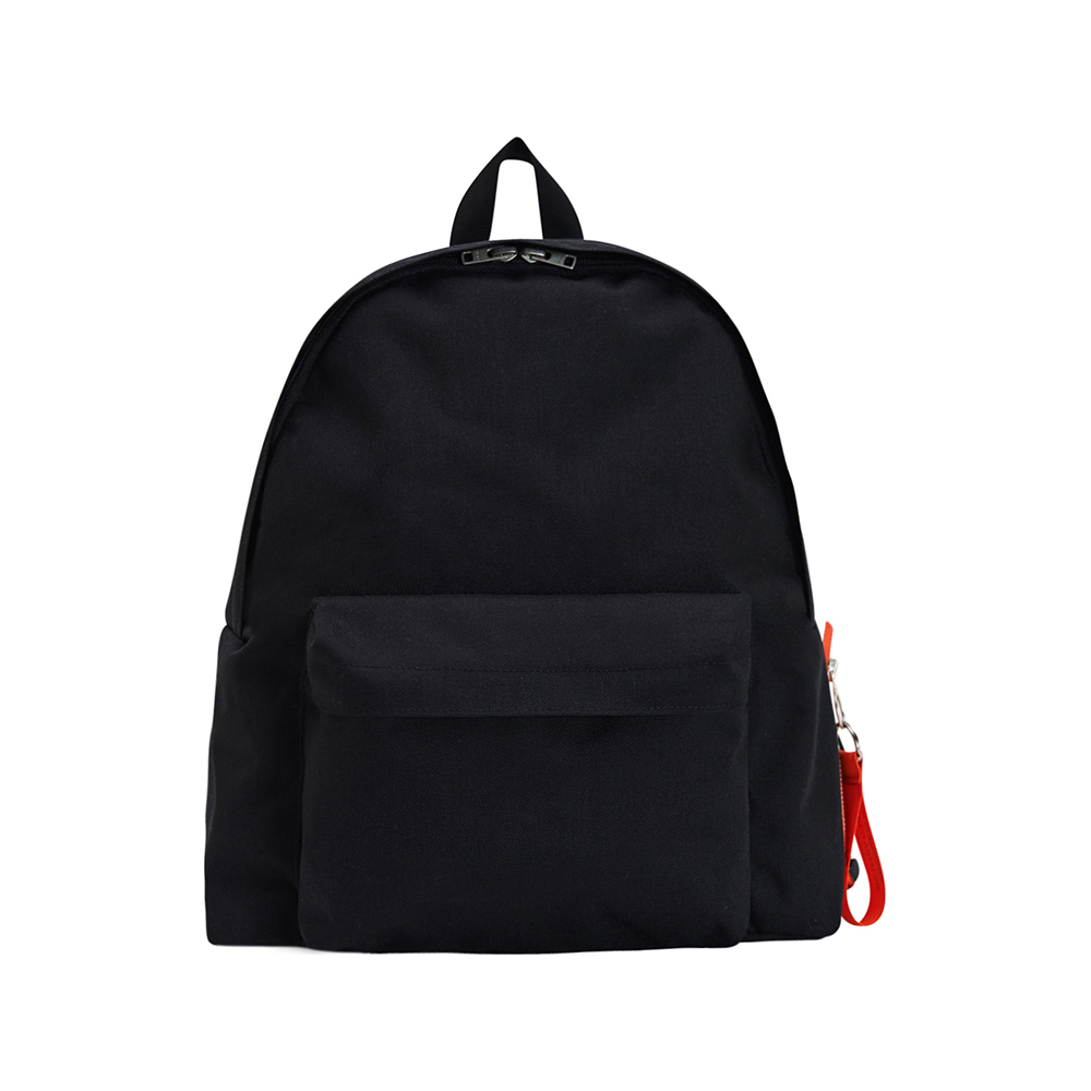 [SS17 Colour] Colour Zip Backpack(Black) 스테레오 바이널즈
