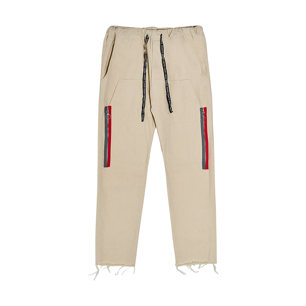 [SS17 Colour] Fatigue Jogger Pants(Ivory) 스테레오 바이널즈