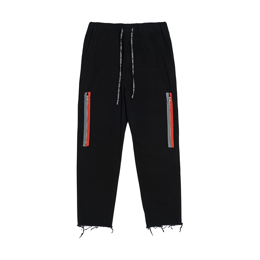 [SS17 Colour] Fatigue Jogger Pants(Black) 스테레오 바이널즈