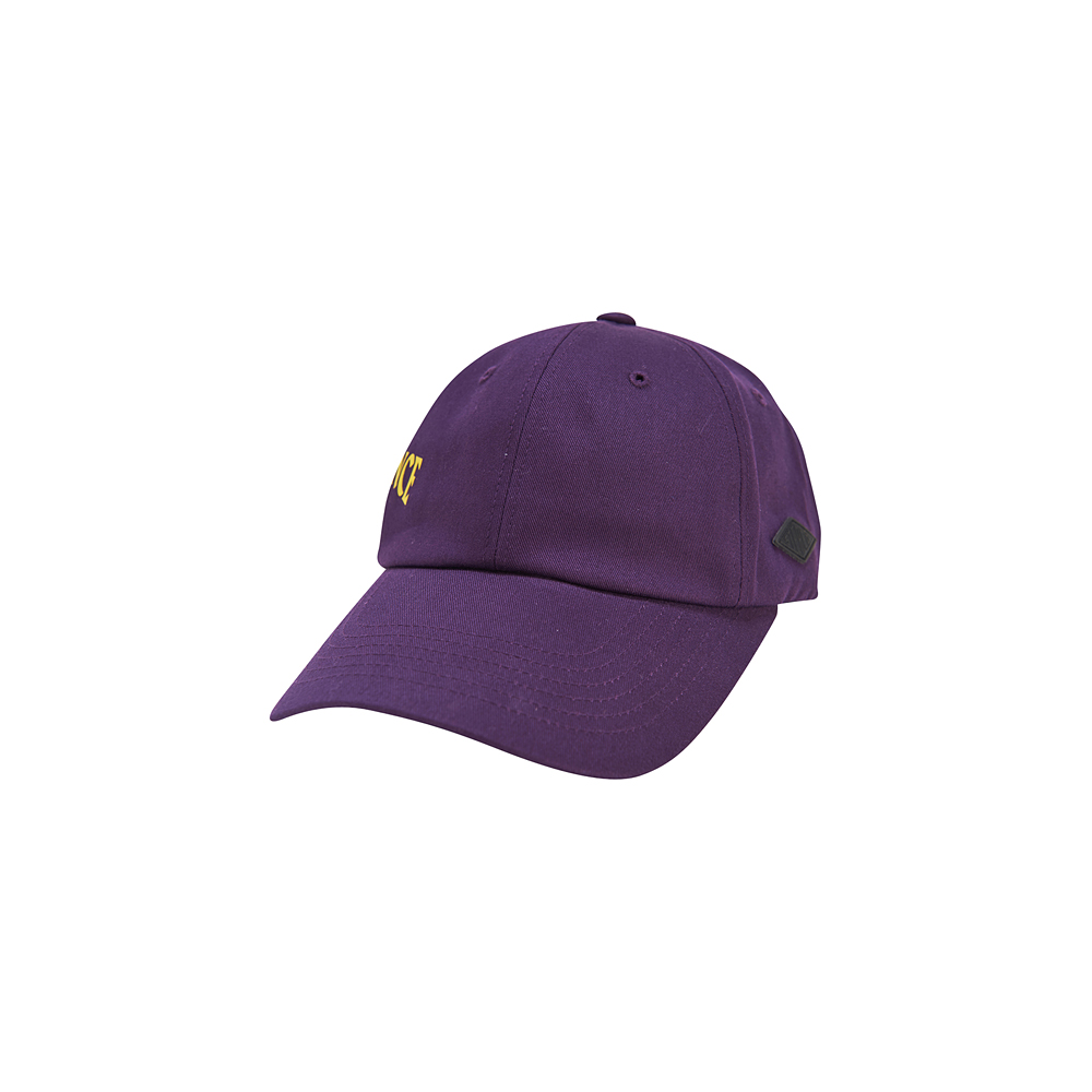 [SS17 Colour] Side Logo 6P Cap(Purple) 스테레오 바이널즈