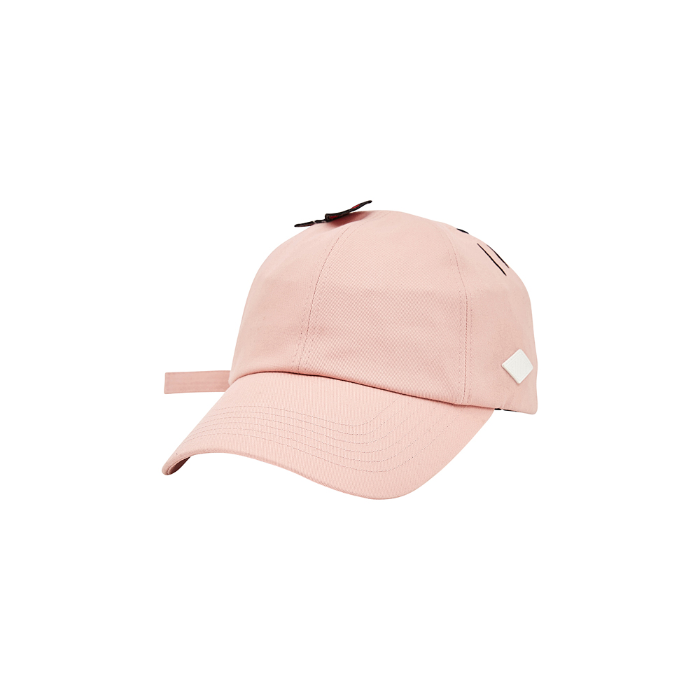 [Hello Kitty] Face 6P Cap(Pink) 스테레오 바이널즈