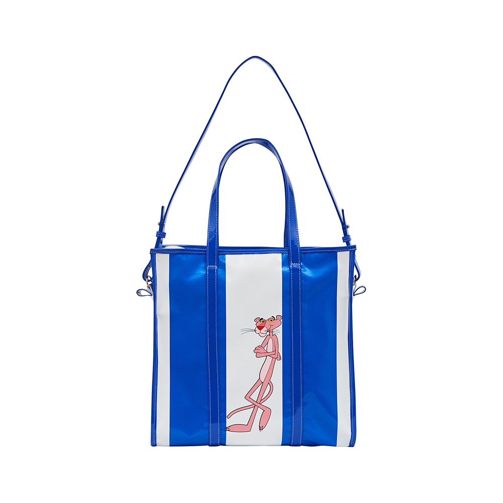 [Pink Panther] Shoulder Bag(Blue) 스테레오 바이널즈