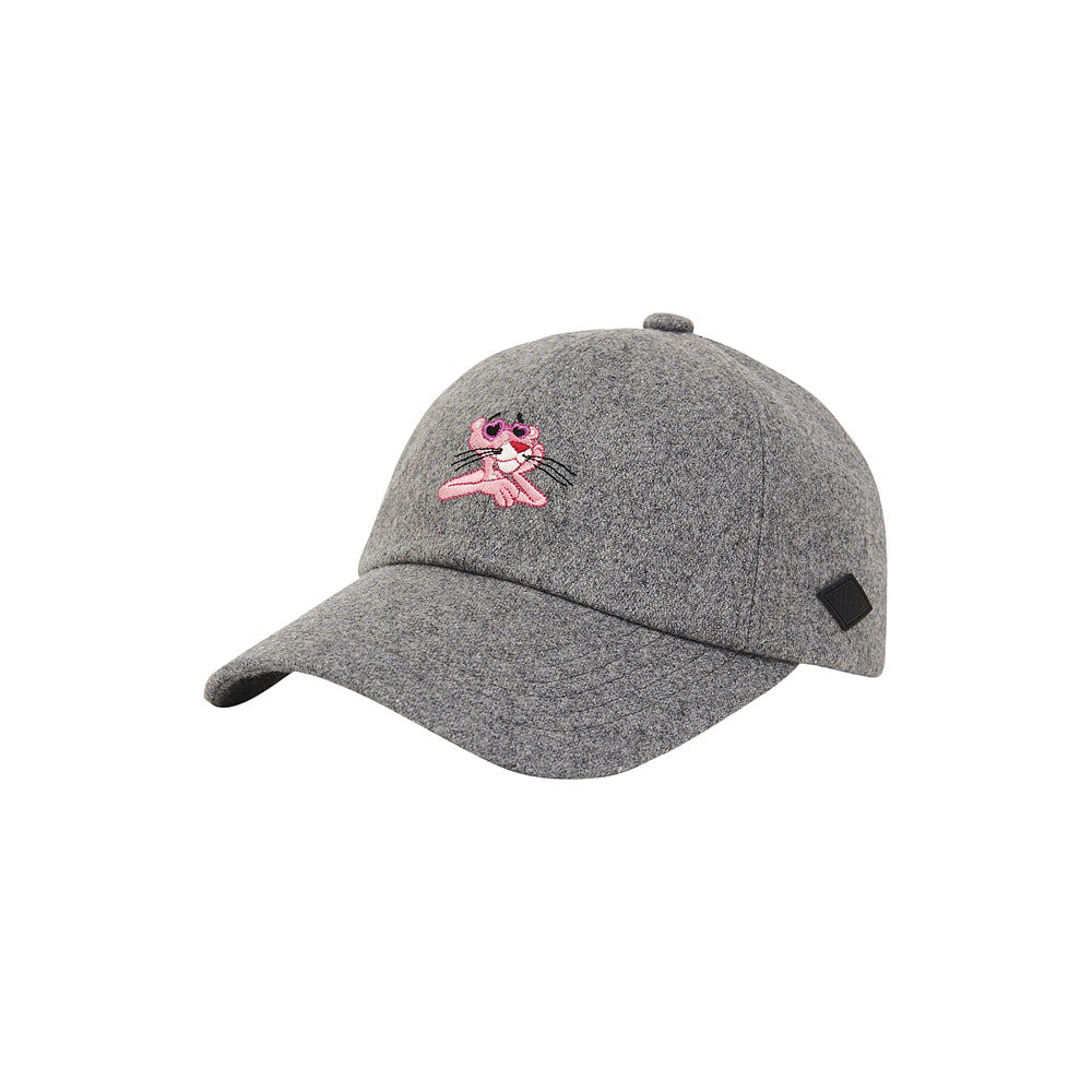 [AW17 Pink Panther] Wool Cap(Grey) 스테레오 바이널즈