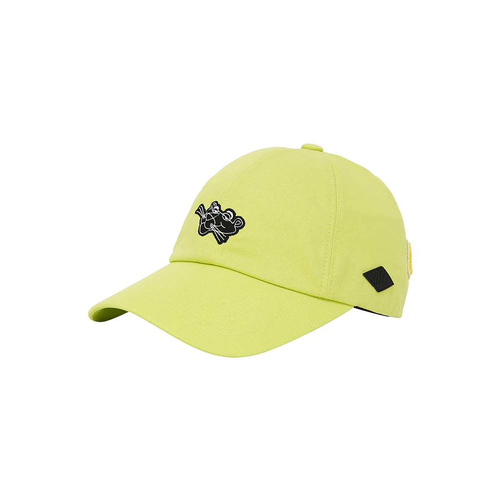 [AW17 Pink Panther] PP Twill Cap(Green) 스테레오 바이널즈