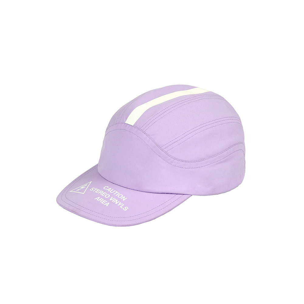 스테레오 바이널즈 - [SS18 ISA] Arrow Camp Cap(Lavender)