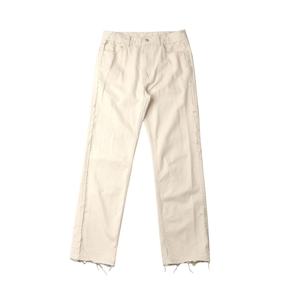 스테레오 바이널즈 - [SS20 SCS] Chino Work Pants(Ivory)